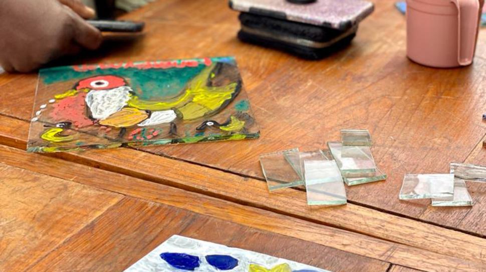 workshop arte público festival sambun foundawtion
