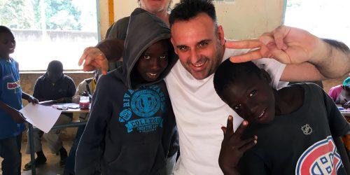 Mariscal en Senegal-Taller 3